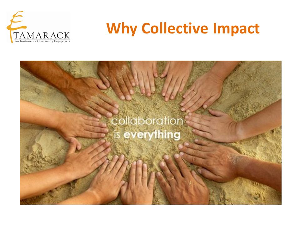 Why Collective Impact