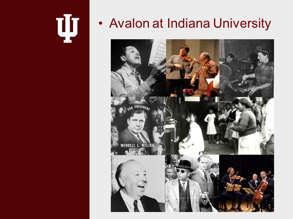 Avalon at Indiana University