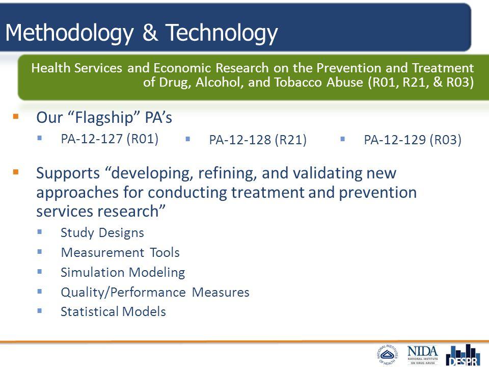 Methodology & Technology