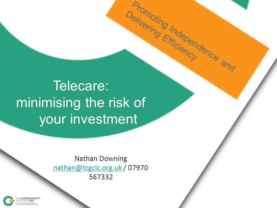 minimising the risk of your investment