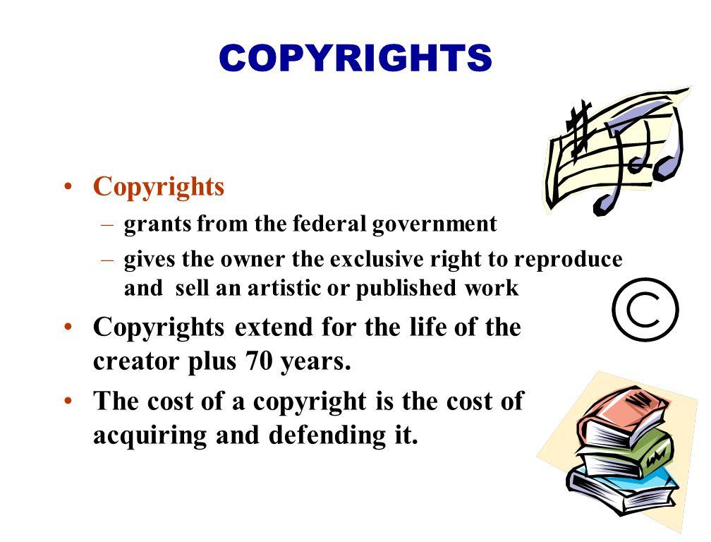 COPYRIGHTS Copyrights