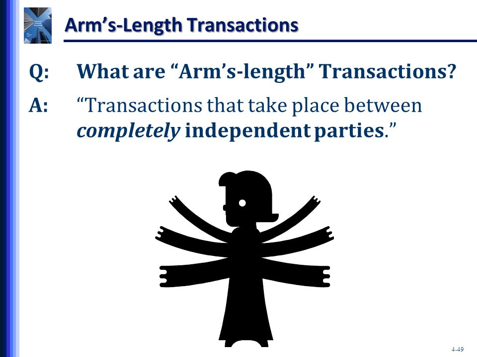 Arm's-Length Transactions