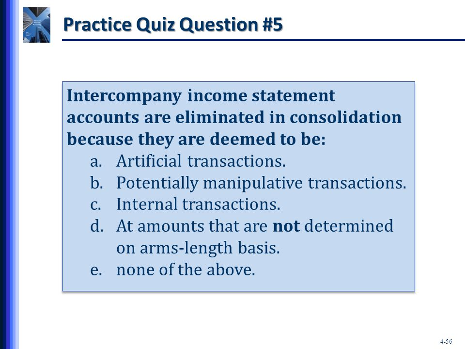 Practice Quiz Question #5