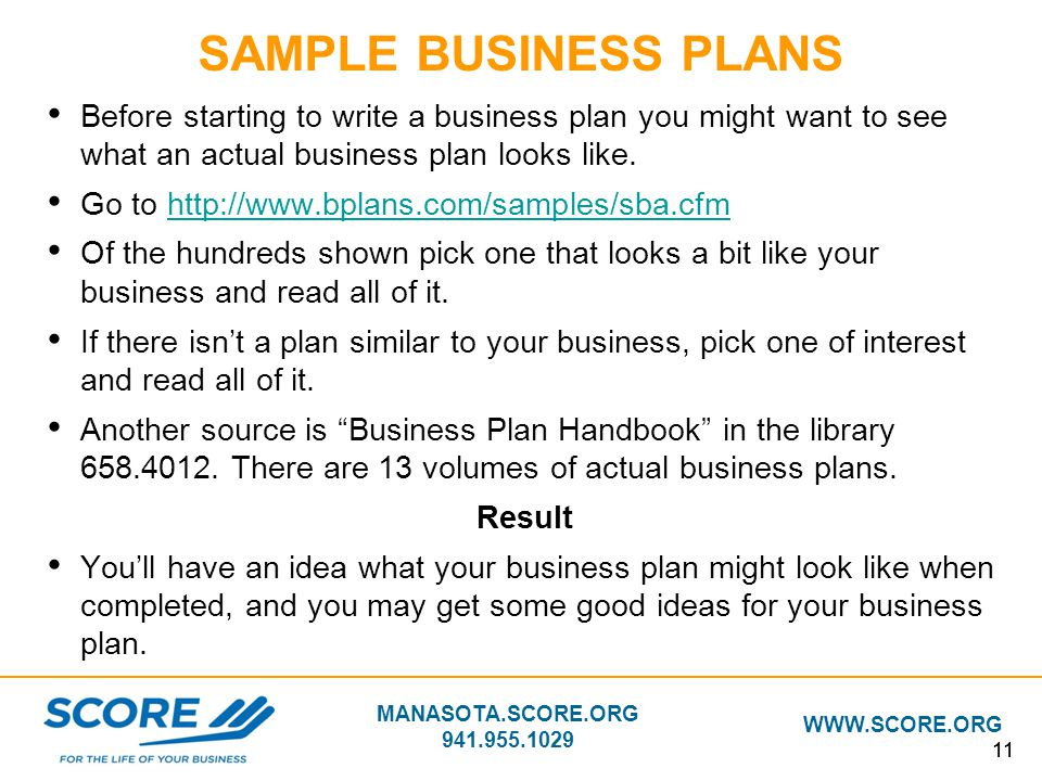 Building Your Business Plan ppt download – Sba Business Plan Template