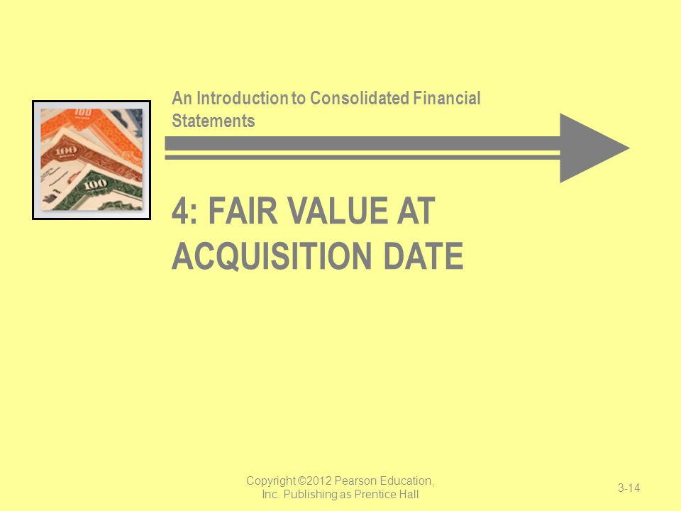 4: Fair Value at Acquisition Date