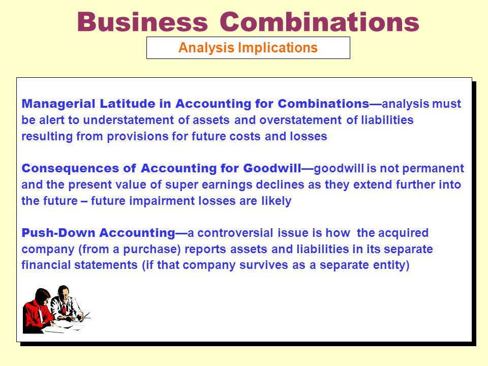 Business Combinations Analysis Implications