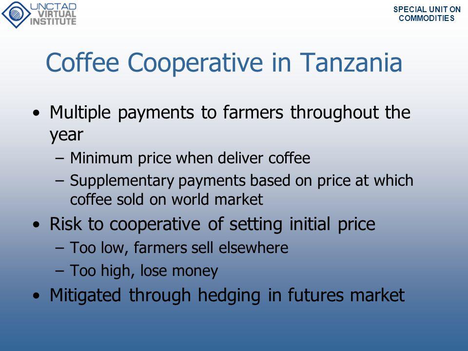 Coffee Cooperative in Tanzania
