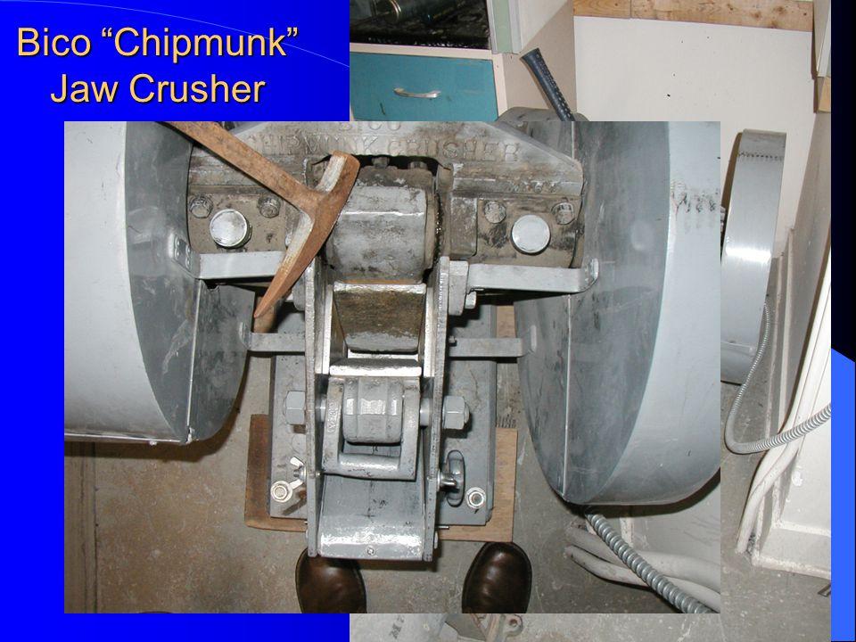 Bico Chipmunk Jaw Crusher