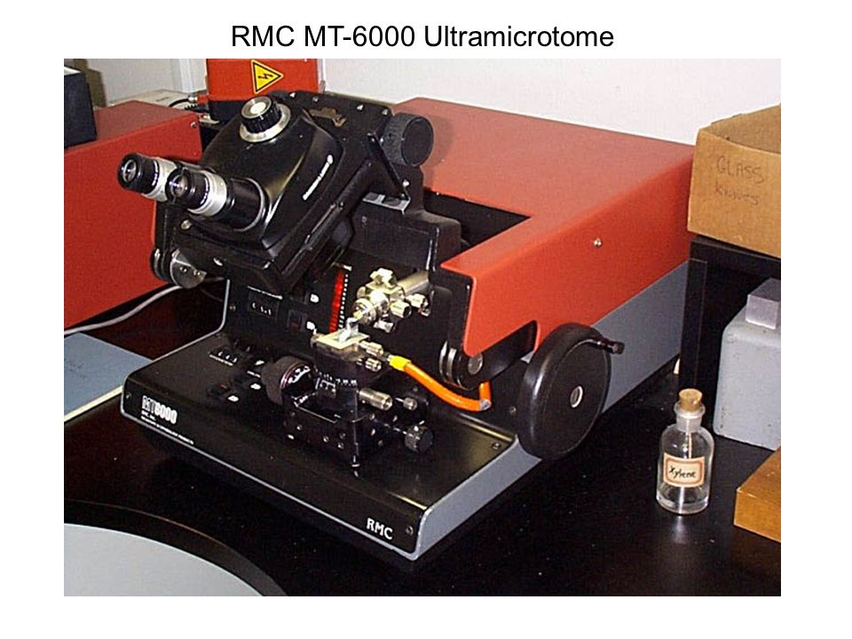 RMC MT-6000 Ultramicrotome