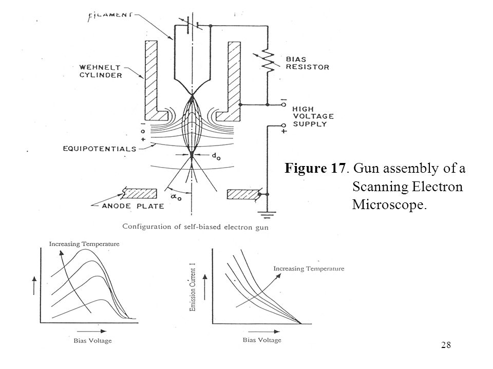 Electron Gun Assembly : Advanced characterization and microstructural analysis