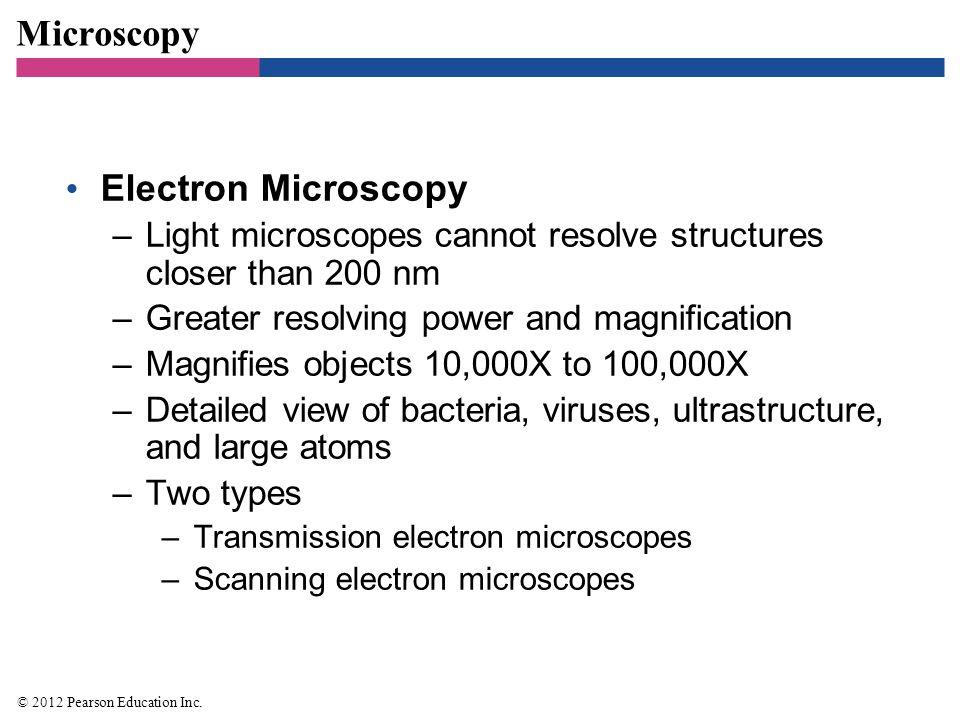 Microscopy Electron Microscopy