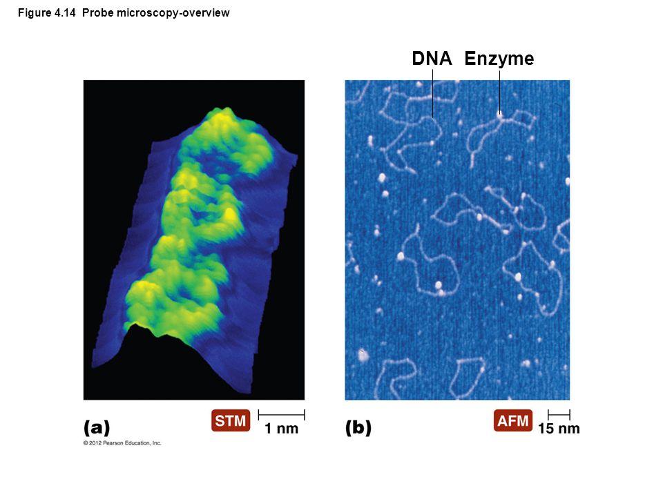 Figure 4.14 Probe microscopy-overview