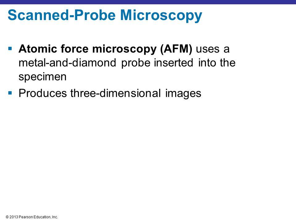 Scanned-Probe Microscopy