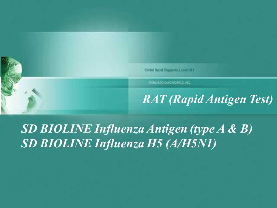 RAT (Rapid Antigen Test)