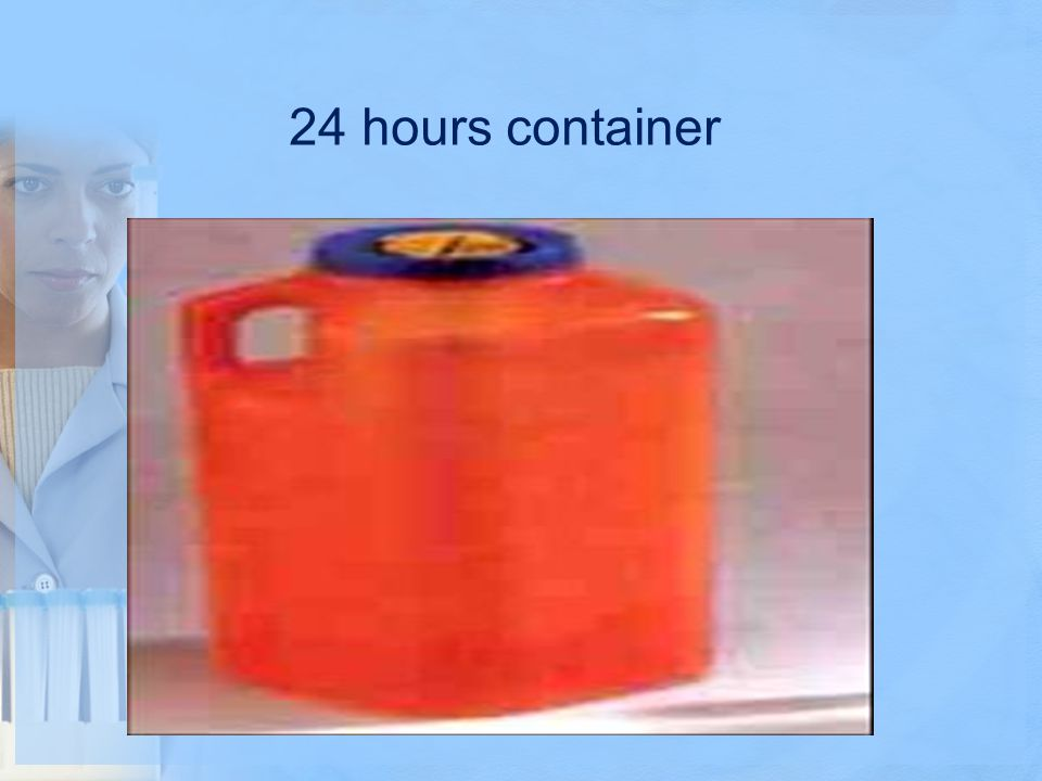 24 hours container