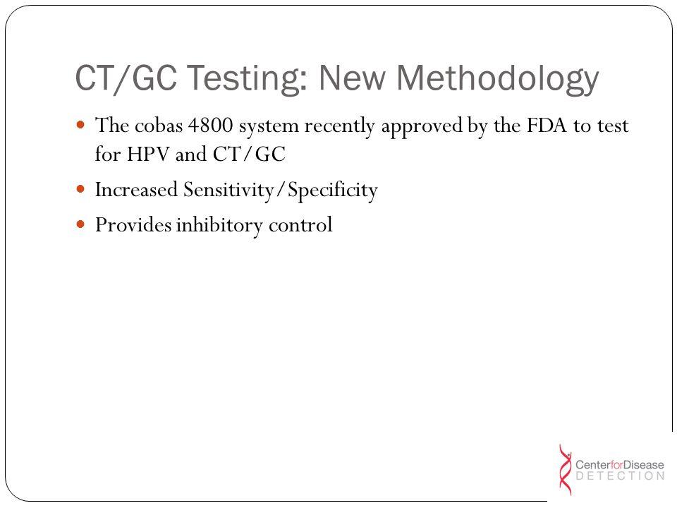 CT/GC Testing: New Methodology