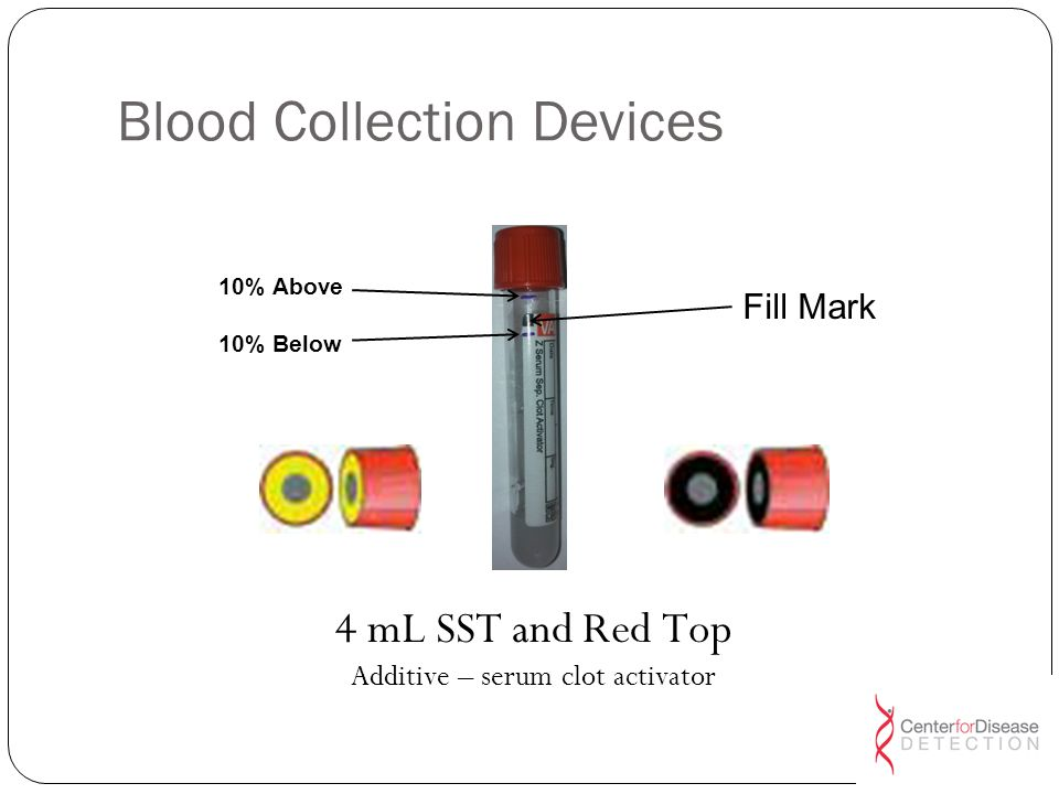 Blood Collection Devices