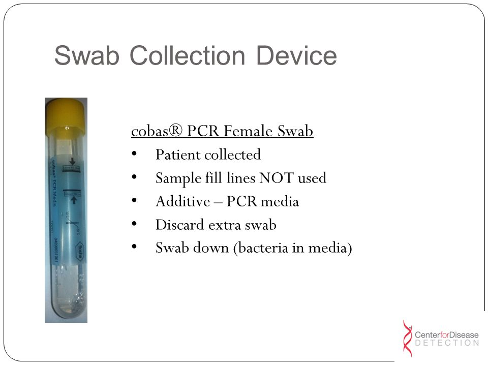 Swab Collection Device