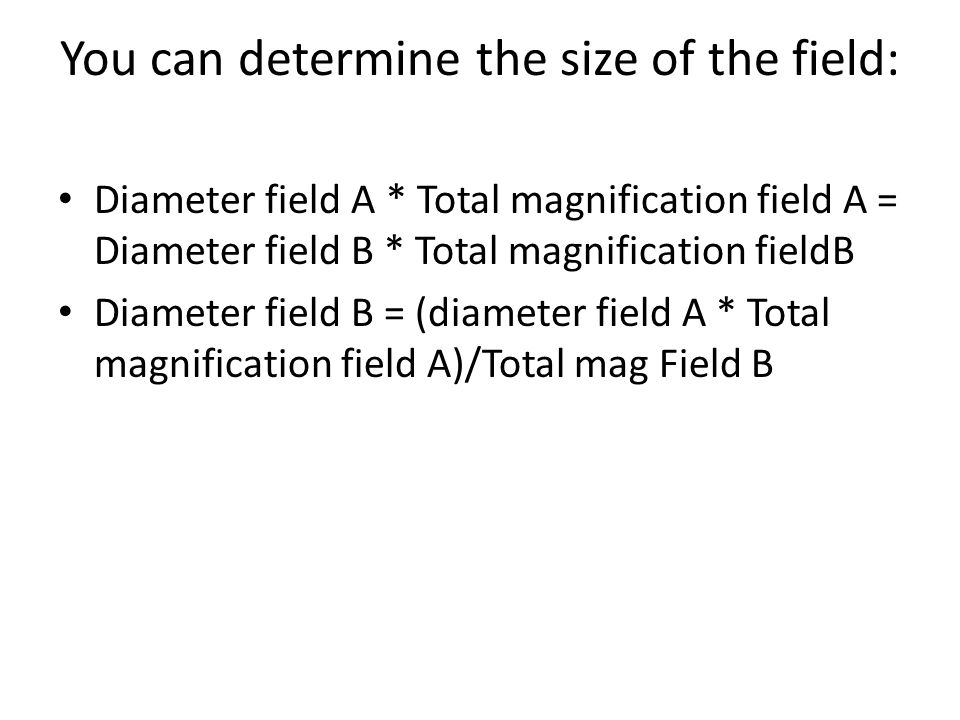 You can determine the size of the field: