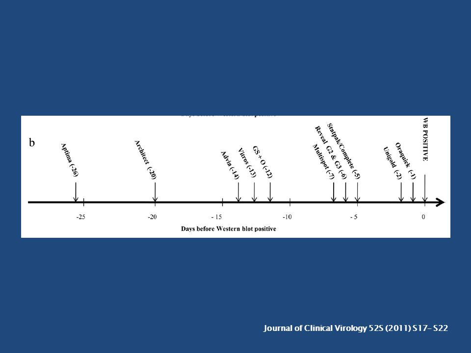 Journal of Clinical Virology 52S (2011) S17– S22