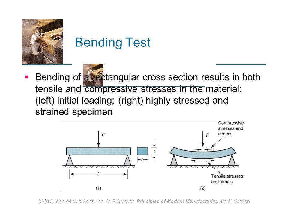 Bending Test