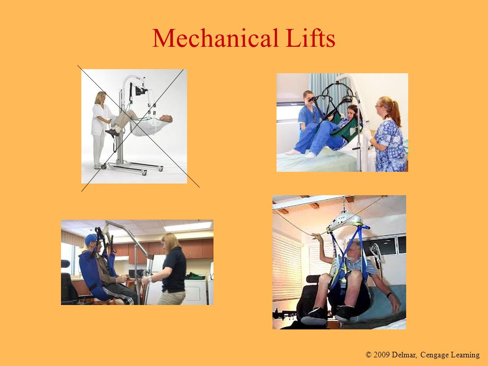 Mechanical Lifts