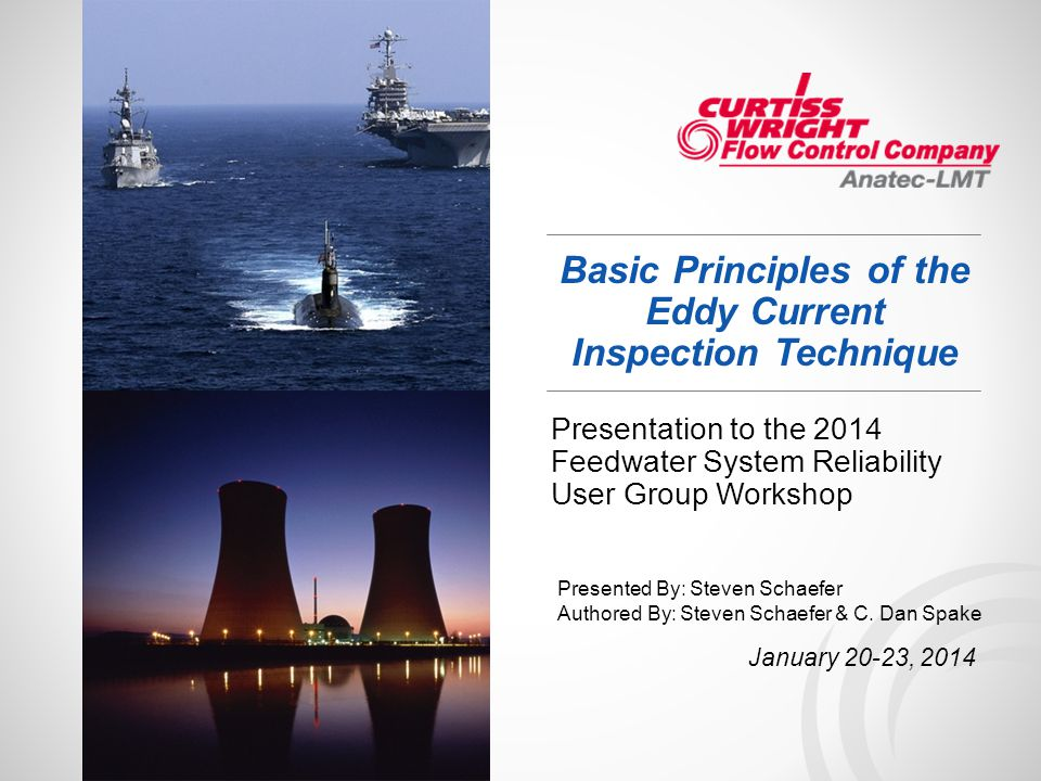 Basic Principles of the Eddy Current Inspection Technique