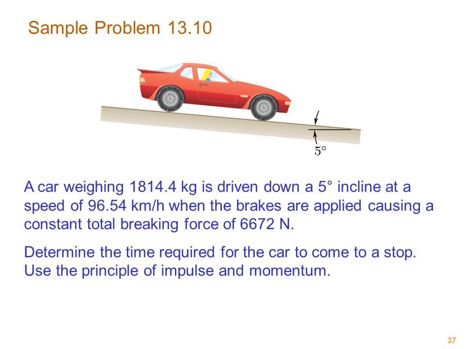 Sample Problem 13.10