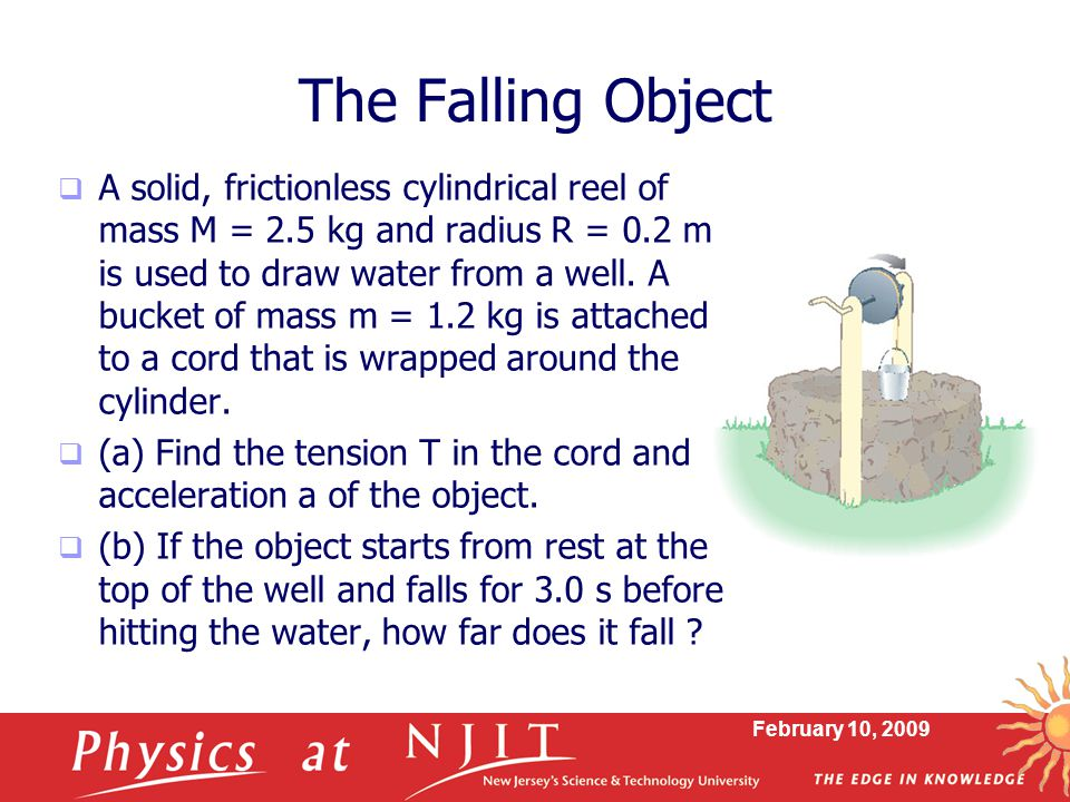The Falling Object