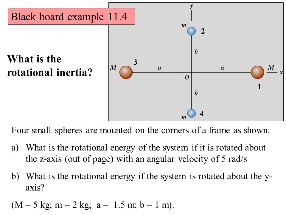 What is the rotational inertia