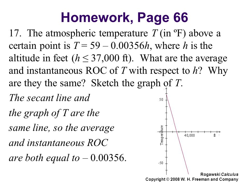 Homework, Page 66