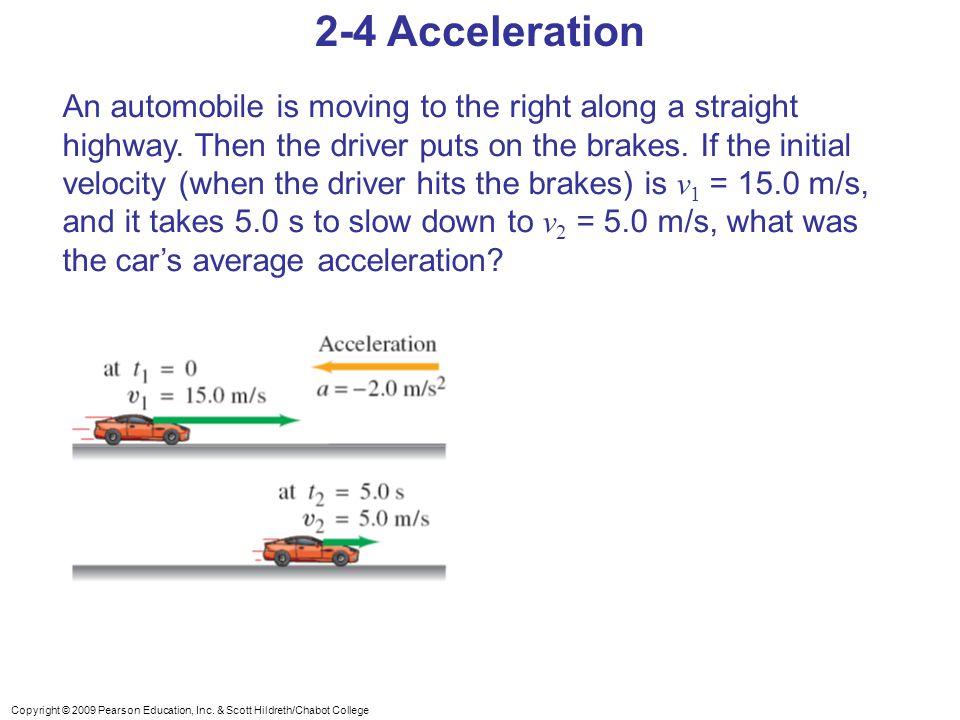 2-4 Acceleration