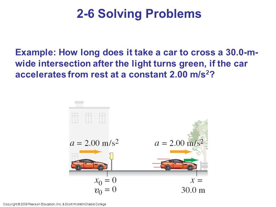 2-6 Solving Problems