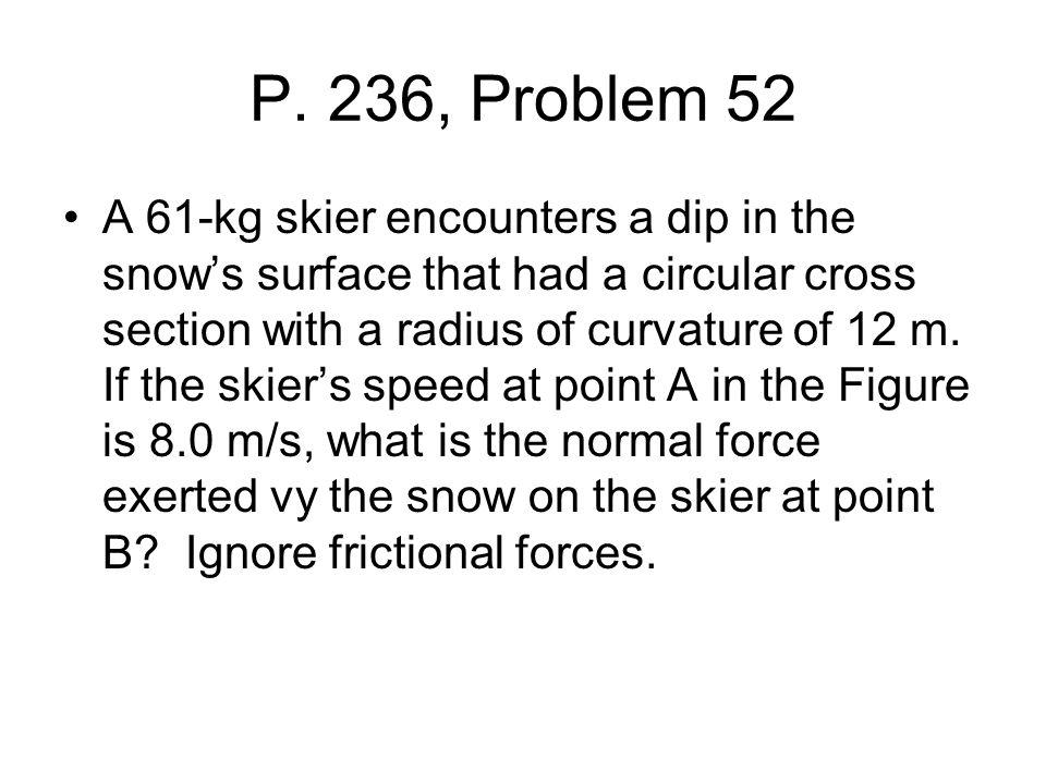 P. 236, Problem 52