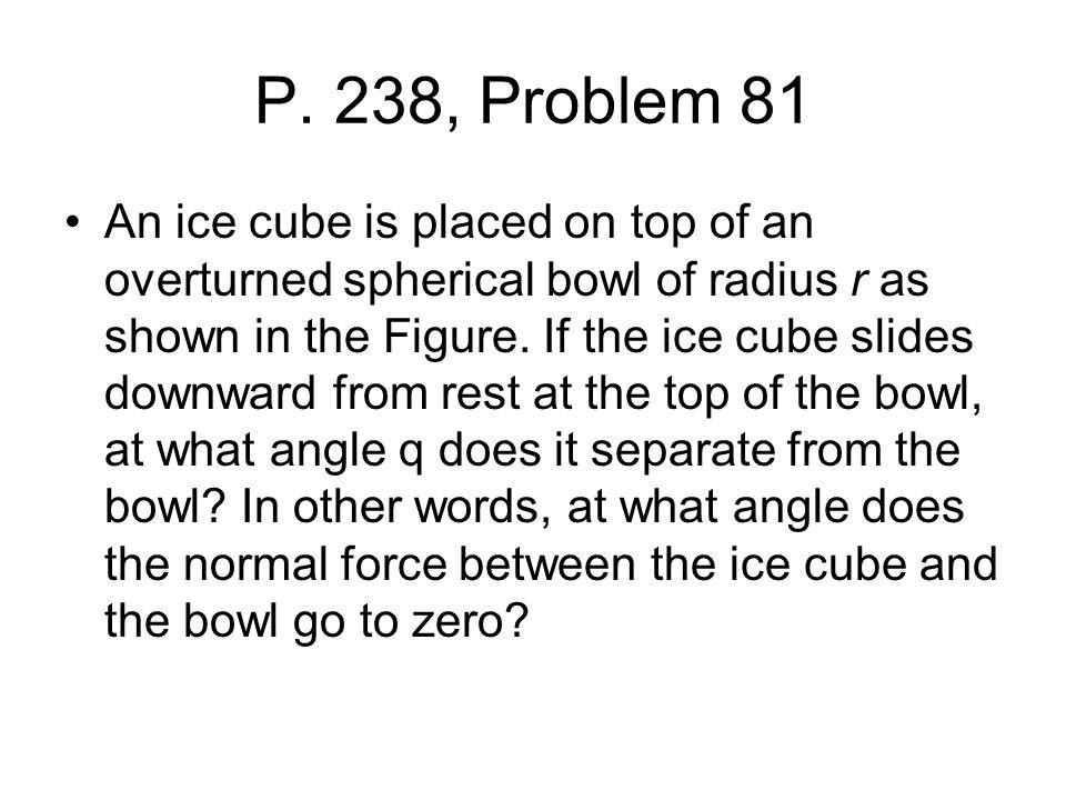 P. 238, Problem 81