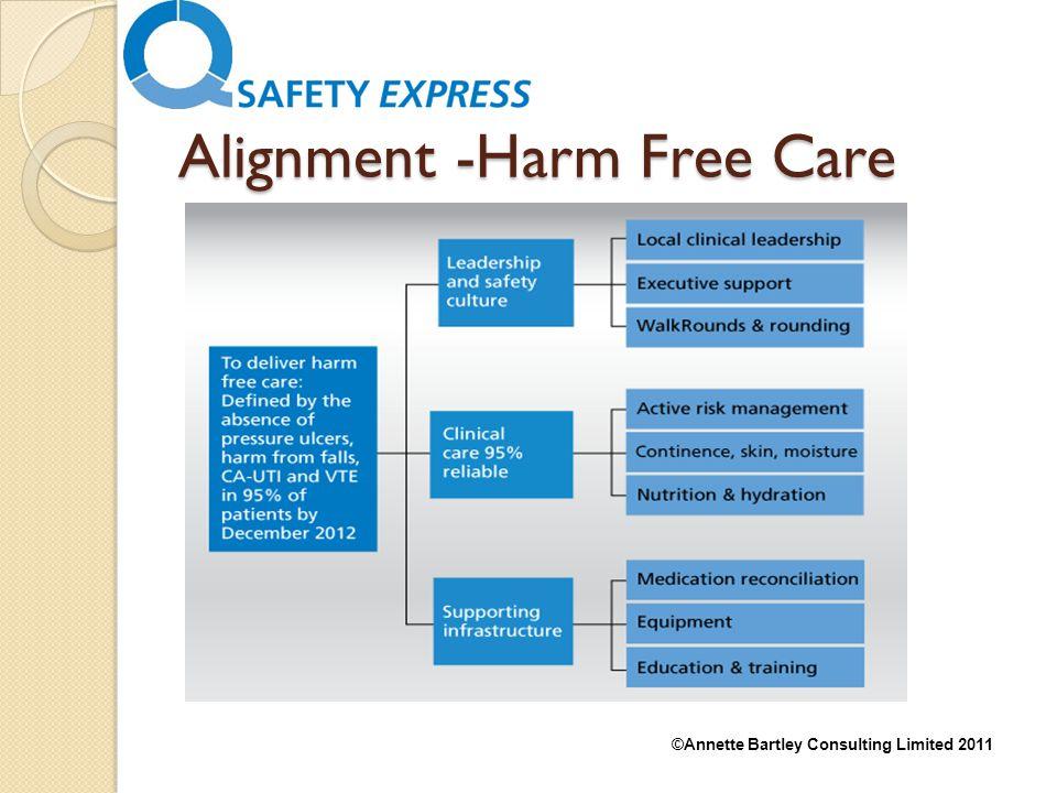 Alignment -Harm Free Care