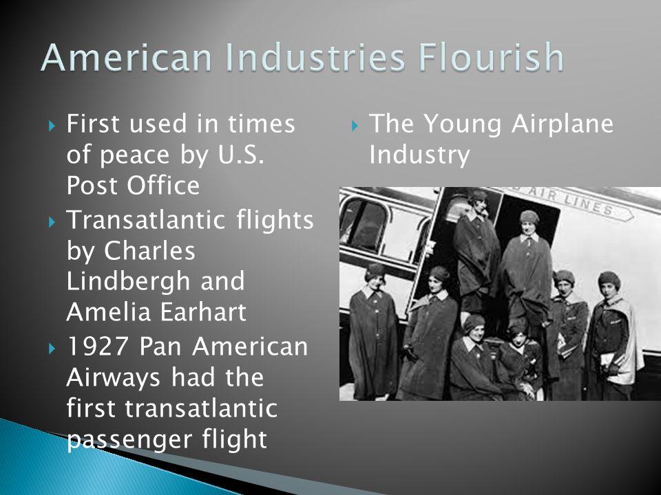 American Industries Flourish