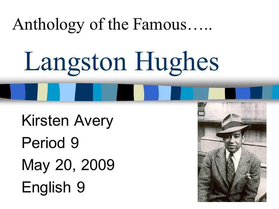 Kirsten Avery Period 9 May 20, 2009 English 9