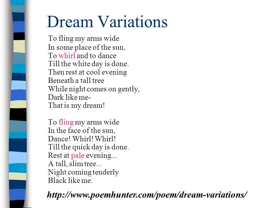 Dream Variations