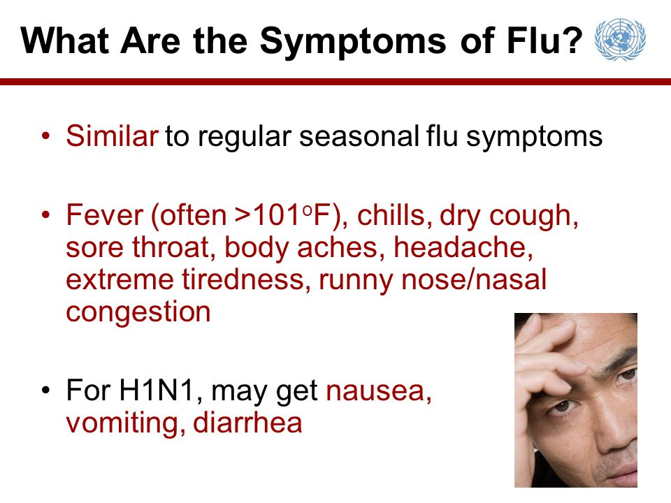 What Are the Symptoms of Flu