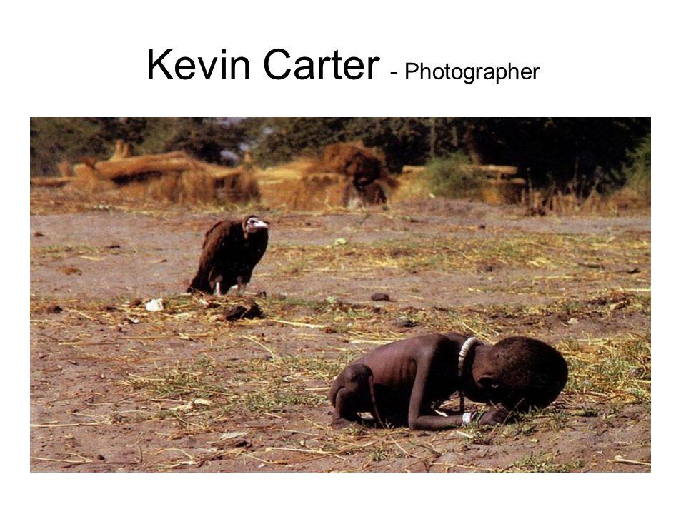 Kevin Carter - Photographer