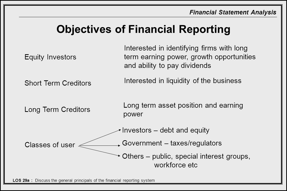 Financial Statement Analysis - ppt download