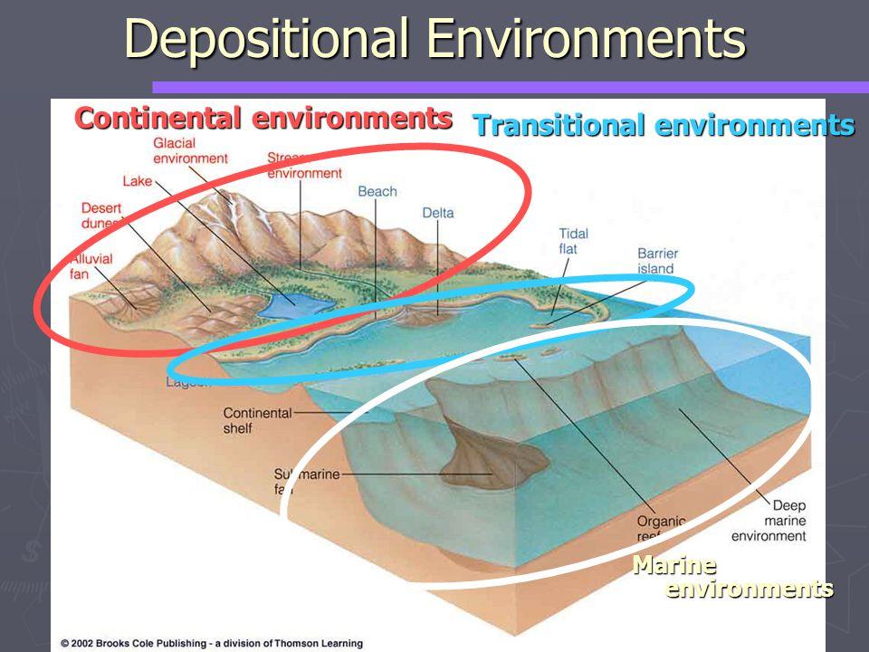 Depositional Environments