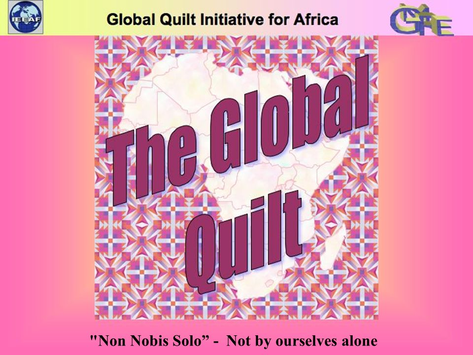 Global Quilt Initiative for Africa