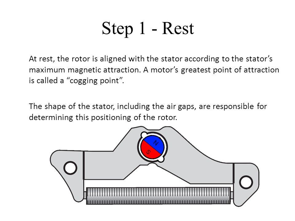 Step 1 - Rest