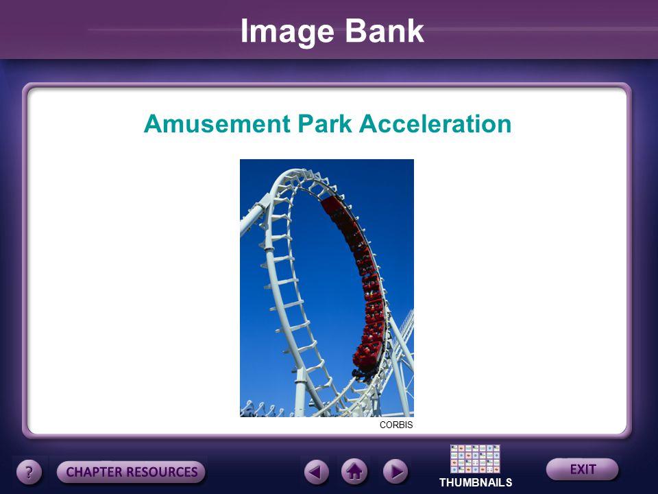 Image Bank Amusement Park Acceleration CORBIS