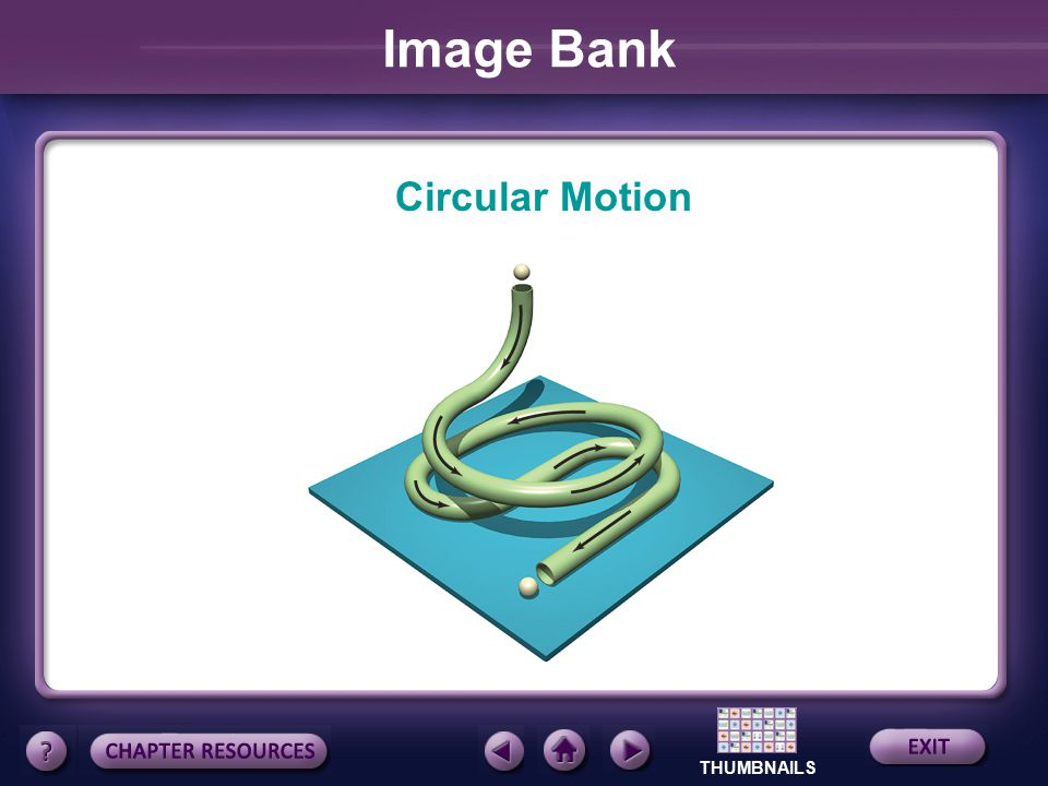 Image Bank Circular Motion