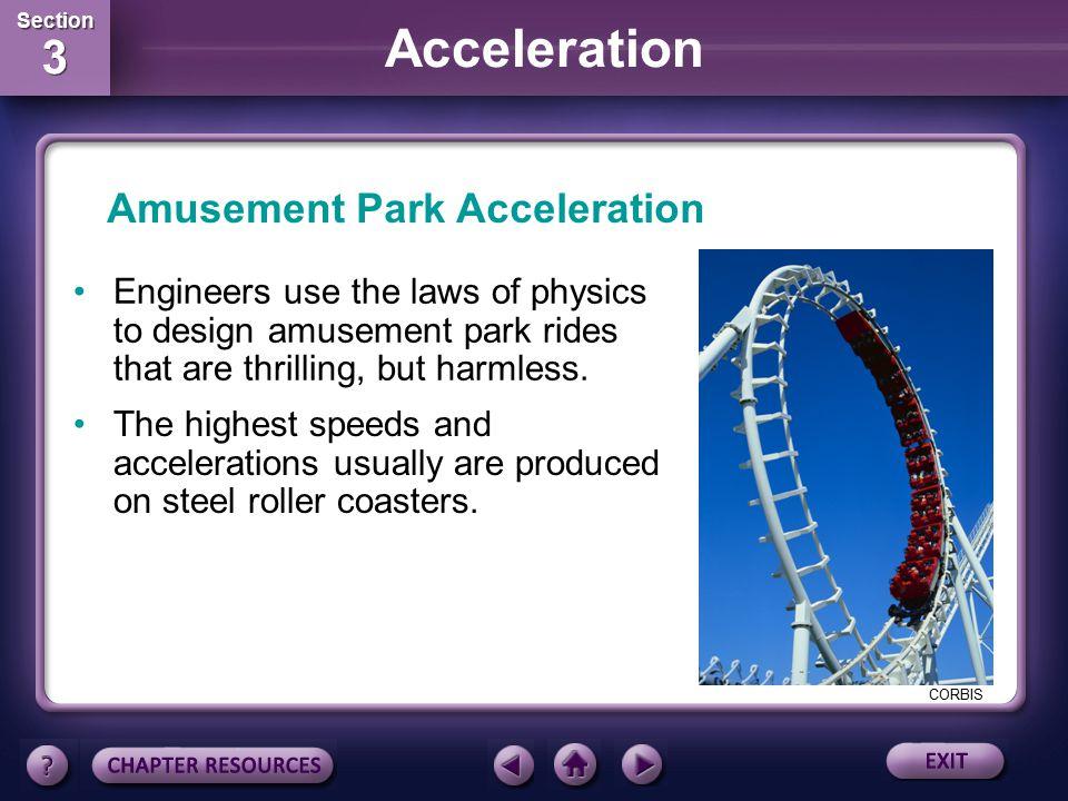 Amusement Park Acceleration