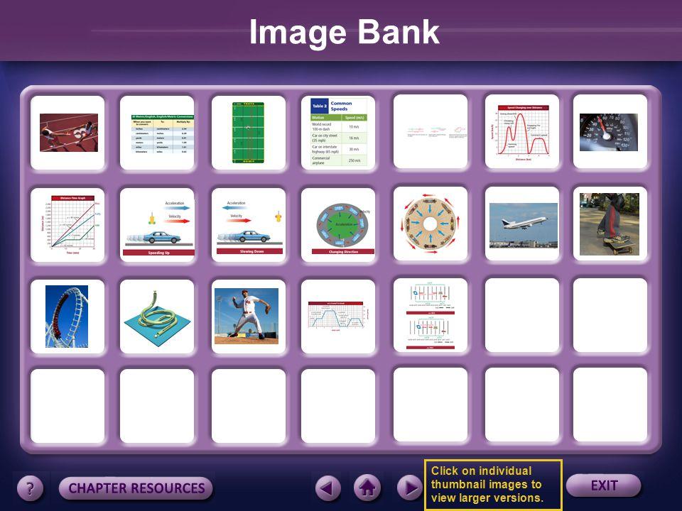 Image Bank Click on individual thumbnail images to view larger versions.