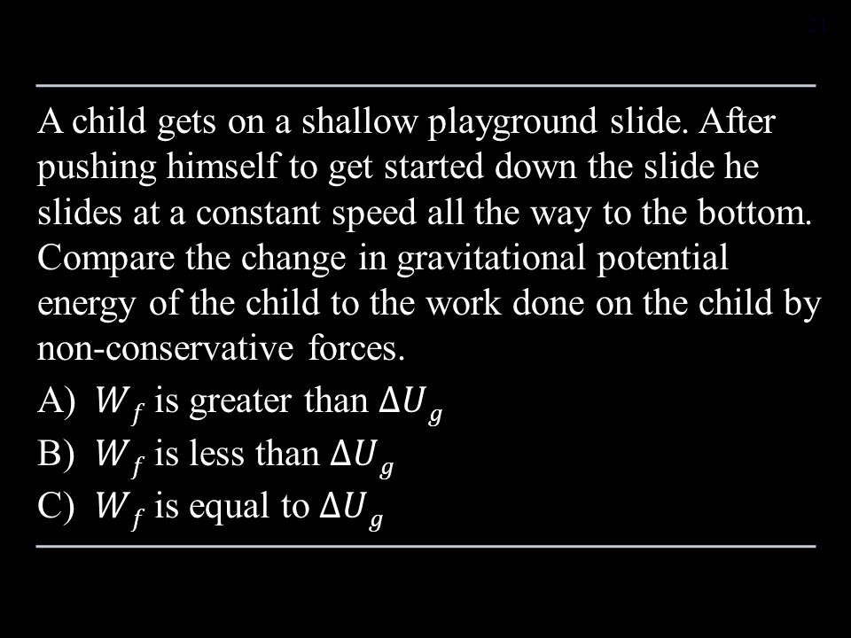 A child gets on a shallow playground slide